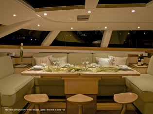 View large version of image: Yacht Interior Photography