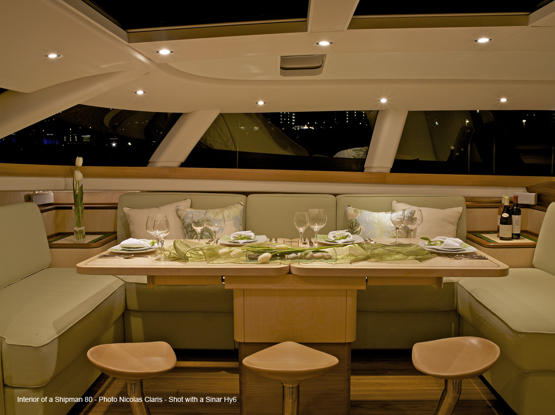 Yacht Interior Photography – Superyachts News, Luxury ...
