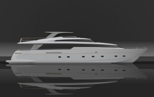 After SL 108, Sanlorenzo has again come up with a new SL 100 model which ...