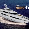 Yacht AFRICA project launched in July by Sunrise Yachts.