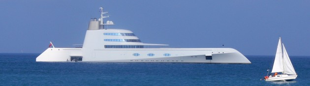 View large version of image: Motor Yacht A, Antibes