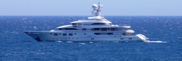 View large version of image: Lurssen Motor Yacht MAD SUMMER