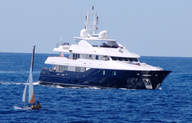 View large version of image: Yacht Odessa