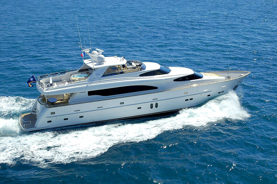 Motor yacht annabel ii for sale for charter for Luxury motor yachts for sale