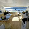 Motor Yacht ANNABEL II Sundeck Dining