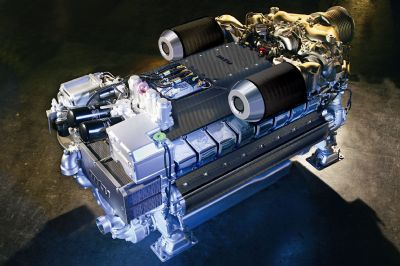 Tognum To Supply Mtu Yacht Engines To Sunseeker