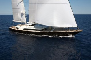 View large version of image: Perini Navi unveils their latest work.