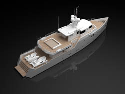 Tansu Yachts Unveils Two New Superyachts.