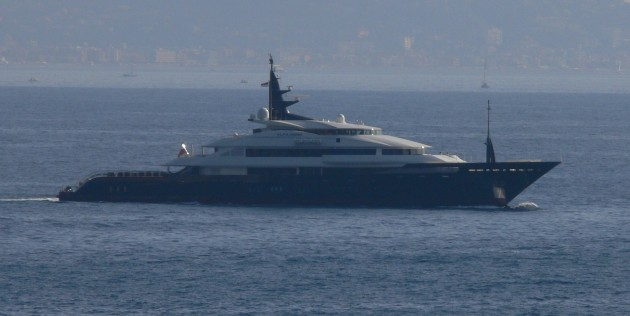 View large version of image: Motor Yacht ALFA NERO by OceAnco
