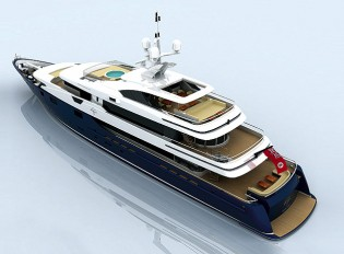 View large version of image: Motor Yacht Cloud 9