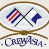 At Monaco Yacht Show : Crew Asia, the latest sponsors of ISS and PYA for the Third Annual Meeting.