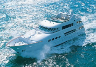 View large version of image: At Cannes Yacht Show :  Splash and La Dolce Vita by Ocean Style