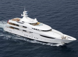 View large version of image: YCO Sells Lürssen's 60m Superyacht Oasis
