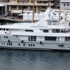 Yacht SIREN Enters Monaco