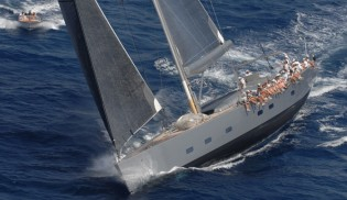 View large version of image: 2009 MAXI YACHT ROLEX CUP