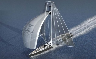 View large version of image: Lila-Lou's Sailing Yacht Concept Ankida
