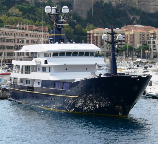 View large version of image: Explorer Motor Yacht FORCE BLUE