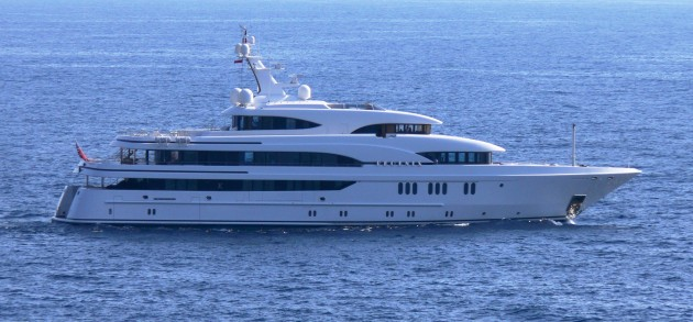 View large version of image: Motor Yacht PHOENIX