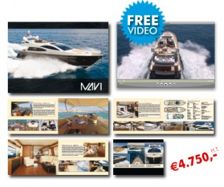 View large version of image: FREE VIDEO! with every 8 page basic brochure!