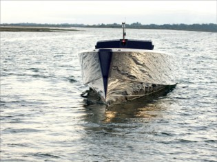 View large version of image: At Monaco Yacht Show: Humphreys Yacht Design launches new carbon superyacht tender - C Boat