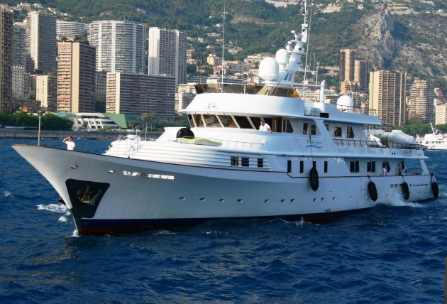 View large version of image: Motor Yacht Mary Jean