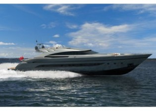 View large version of image: AB Yacht's AB 116 Superyacht