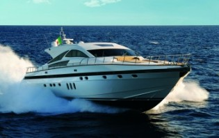 View large version of image: Motor yachtJaguar 80 sport by Italian Yachts
