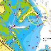 Navionics Mobile Marine Charts for IPhone.