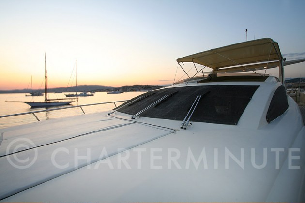 View large version of image: Super yacht charter picture