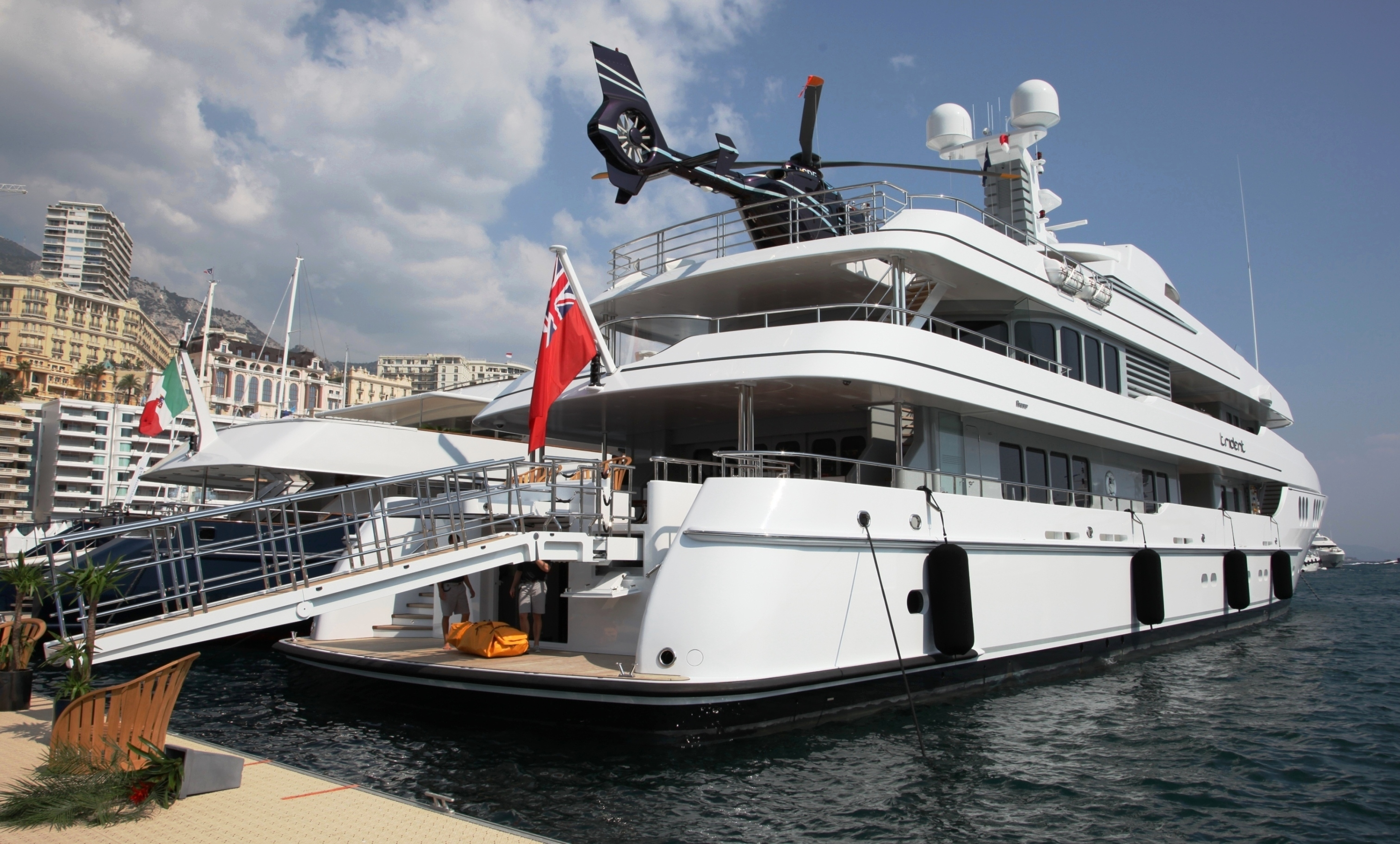 Trident Superyachts News Luxury Yachts Charter