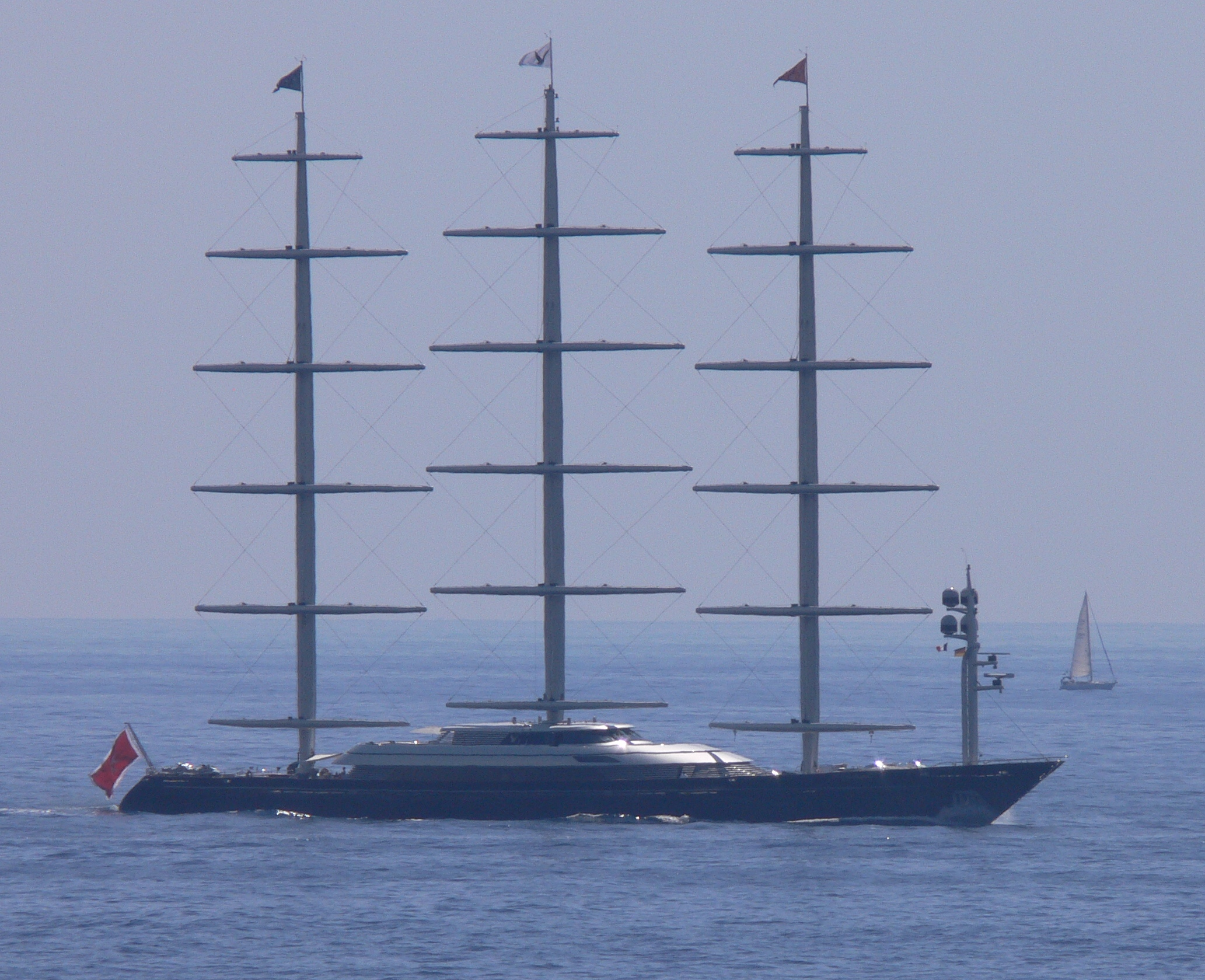 Maltese Falcon Superyachts News Luxury Yachts Charter Yachts