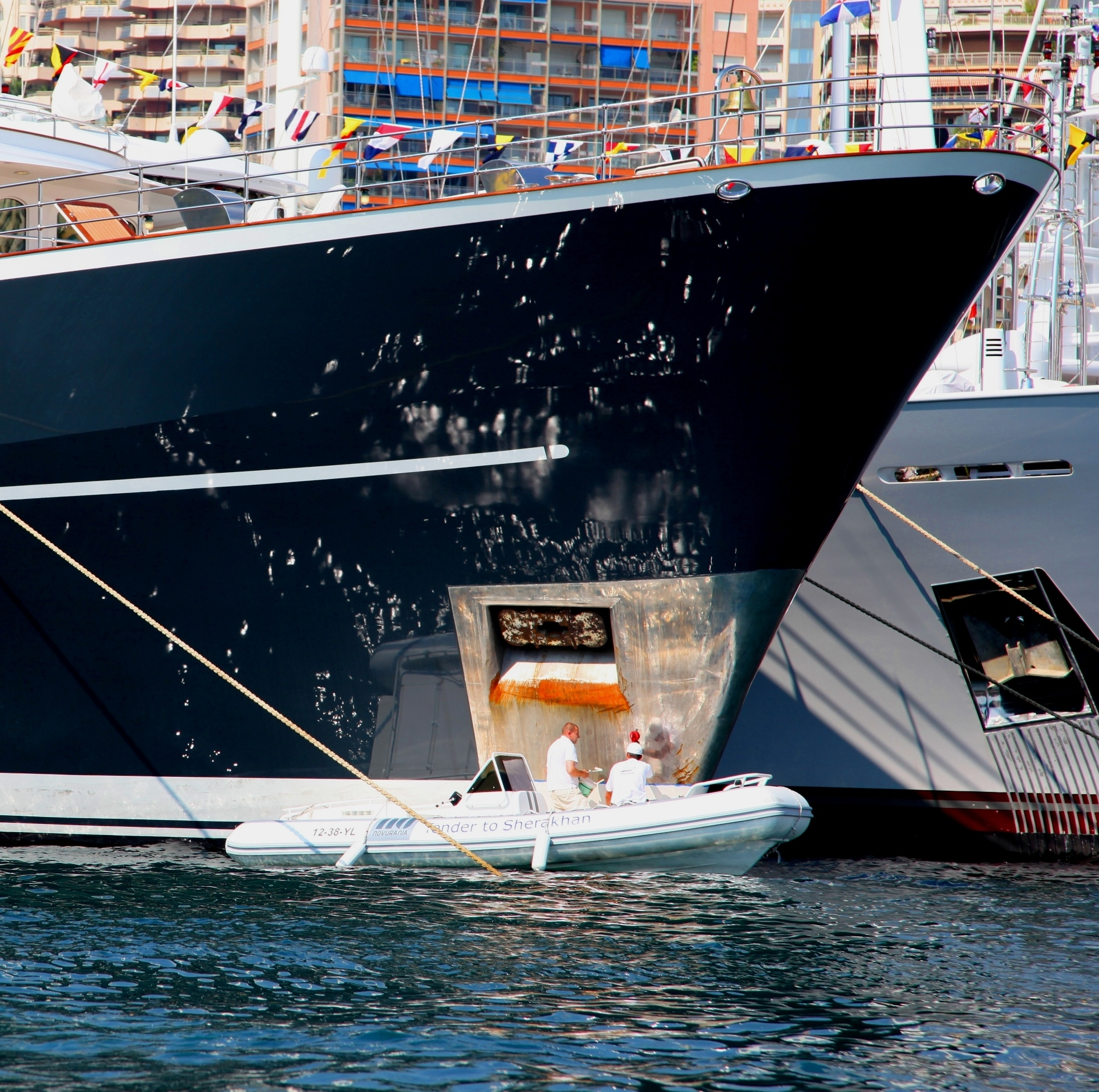 Luxury Yachts,