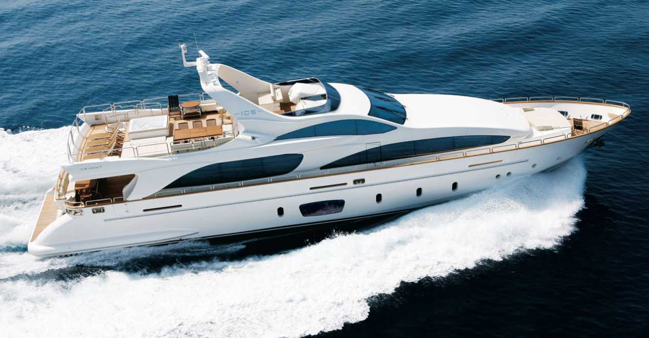 View large version of image: Azimut 105. Builder: Azimut