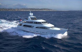 View large version of image: Moonen Shipyards Presents Superyacht Moonen 124 : The best in its size.