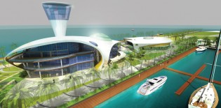 View large version of image: Marina Development forms Key Component of Abu Dhabi's Tourism Strategy
