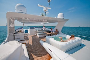 View large version of image: Sunreef Yachts launches the 70 Sunreef Power SEA BASS in exclusive version