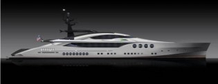 View large version of image: The Palmer Johnson Motor Yacht PJ 210 'Game Changer' Superyacht