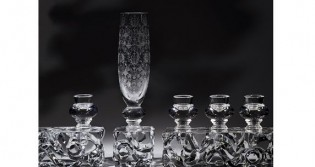 View large version of image: Baccarat Introduces New Crystal Collectection for Yacht