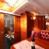 Classic sailing yacht charter: SY Halloween