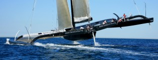 View large version of image: 33rd America's Cup Website Launch