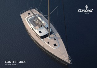 View large version of image: Sailing Yacht Content 50 CS by Content Yachts