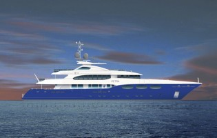 View large version of image: Heesen Yachts Signs 47 m Motor Yacht Order
