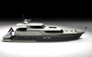 View large version of image: Vripack's Spectacular Creation : Motor Yacht Maremiss 63