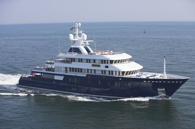 View large version of image: Photo of the Lurssen Motor Yacht NORTHERN STAR