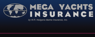 View large version of image: MEGA YACHTS INSURANCE by W.R. Hodgens Marine Insurance, Inc.
