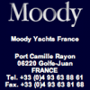 Moody Yachts France