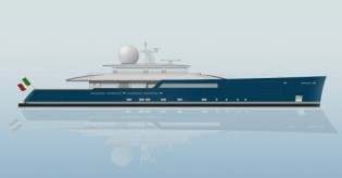 View large version of image: Perini Navi Group to Exhibit at the 2010 Abu Dhabi Yacht Show