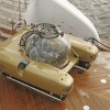 Charter Yacht MINE GAMES Offers Submarine