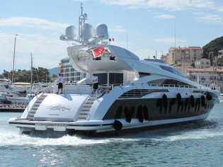 View large version of image: Motor Yacht PURE ONE is For Sale