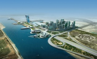 View large version of image: Abu Dhabi Yacht Show News - Marina Development